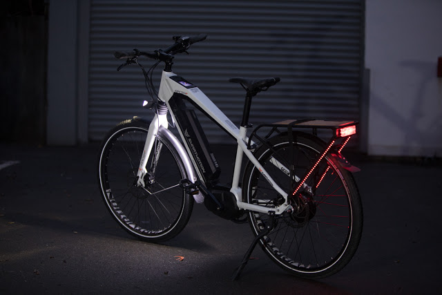 New Pacer GT Electric Urban Bike by SmartMotion Bikes