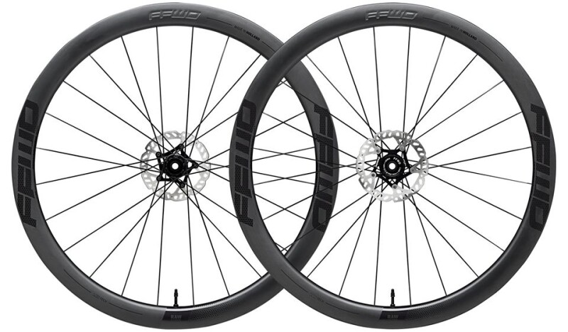 No Compromises! Aerodynamic, Fast and Light! FFWD RAW Wheels