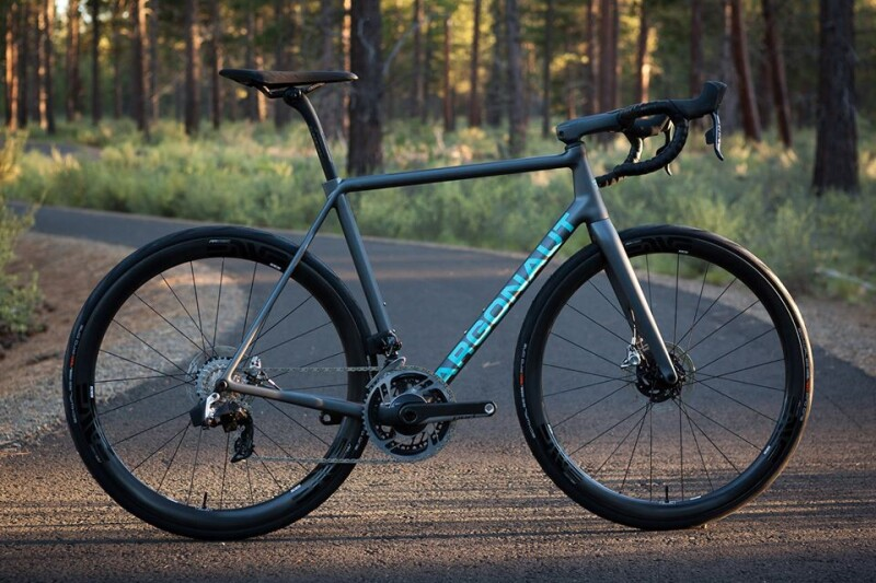 Argonaut RM3 - Intended to Be the Perfect Custom Carbon Road Bike