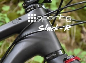 New Product! 9point8 Slack-R IS Head Tube Angle Adapter