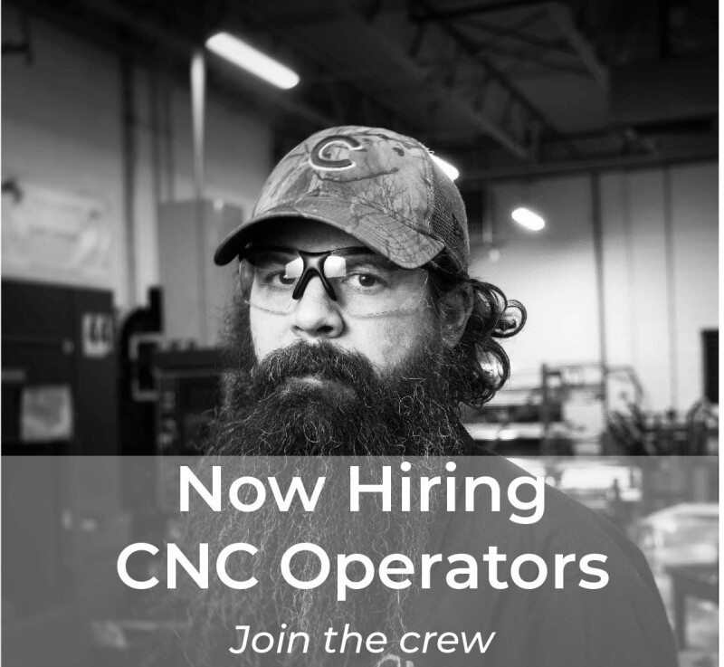 Job Offer by Industry Nine - CNC Operators