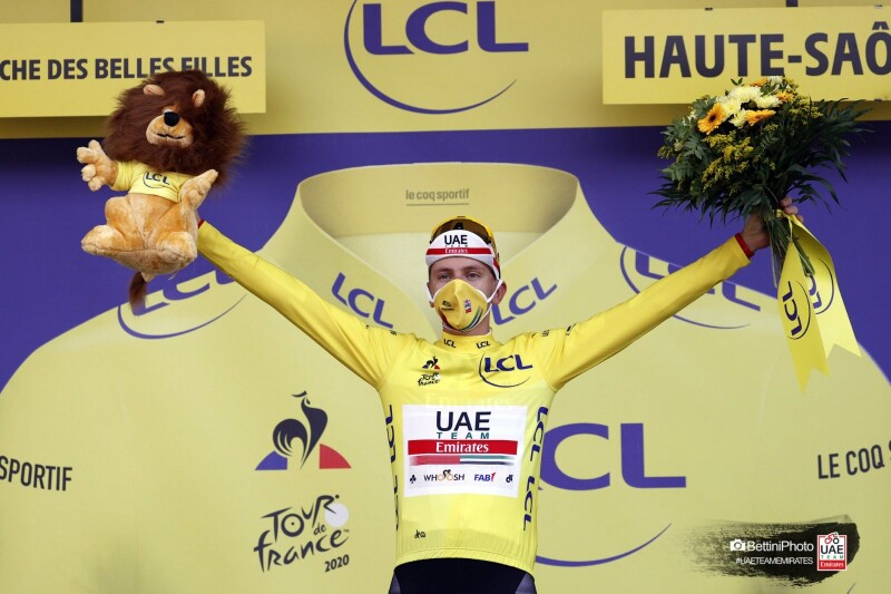 Tour de France: Pogačar Claims the Yellow Jersey