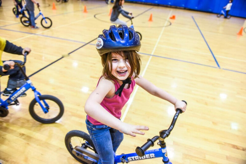 Help All Kids Bike Get Thousands of Bikes into NYC Kindergarten PE!!