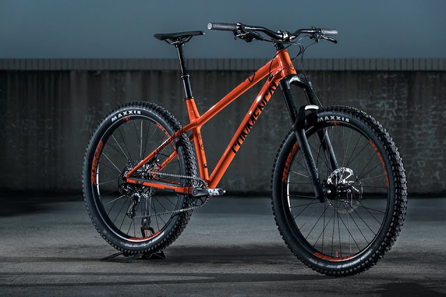Commencal launched the Meta HT AM 2018