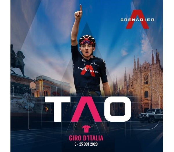 Tao Geoghegan Hart Wins the Giro d'Italia