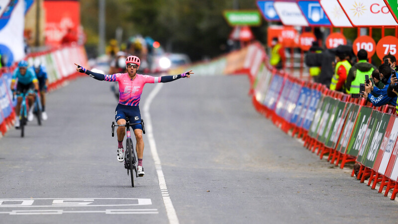Mike Woods Takes Stage 7 at La Vuelta