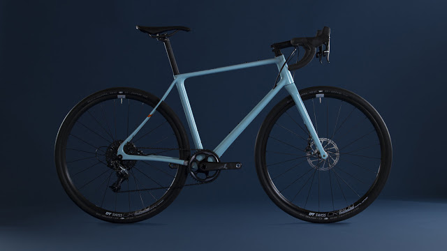 Presenting the New Vielo V+1 Road/Off-Road Bike