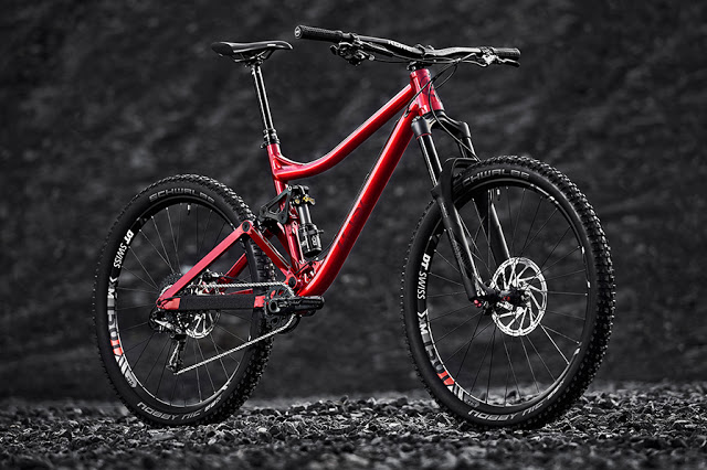 Presenting the New Clay MTB Bike from Last Bikes