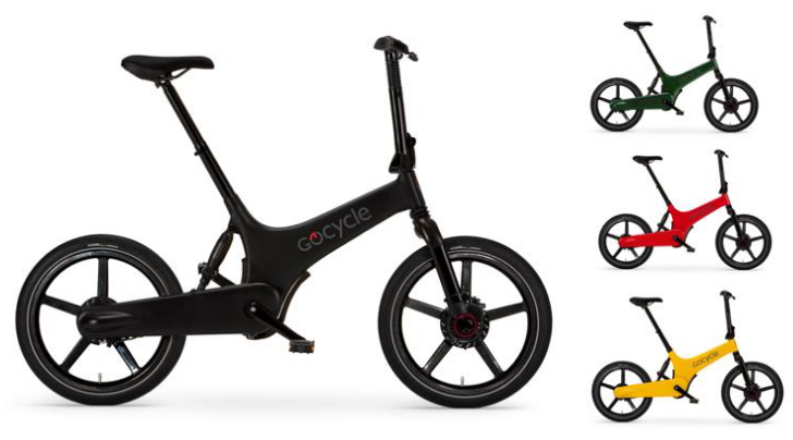 Meet the New Limited Edition Gocycle G3+ Electric Bike