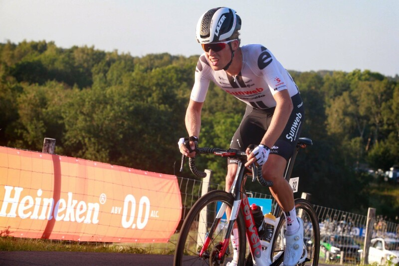 Team Sunweb Recruit Oscar Onley and Henri Vandenabeele, and Extend with Tim Naberman