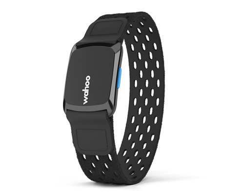 Wahoo Fitness launched the New TICKR FIT Optical Heart Rate Armband Monitor