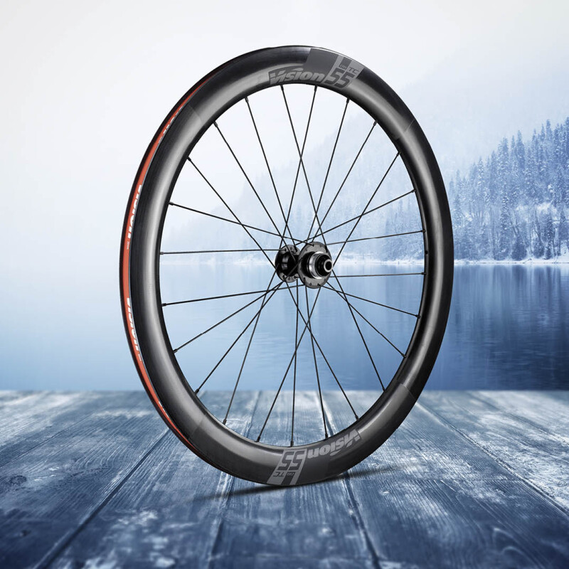 Vision Release New TC Disc Brake Wheels Range