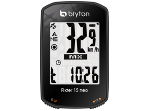 Introducing the New Bryton Rider 15 neo GPS Cycle Computer