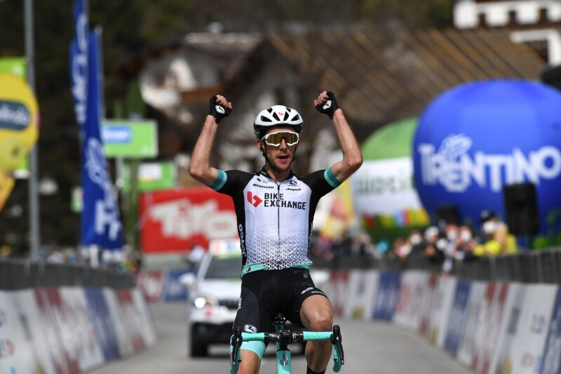 Yates Shines to Take his First Victory of the Season with a Sensational Solo Win at the Tour of the Alps