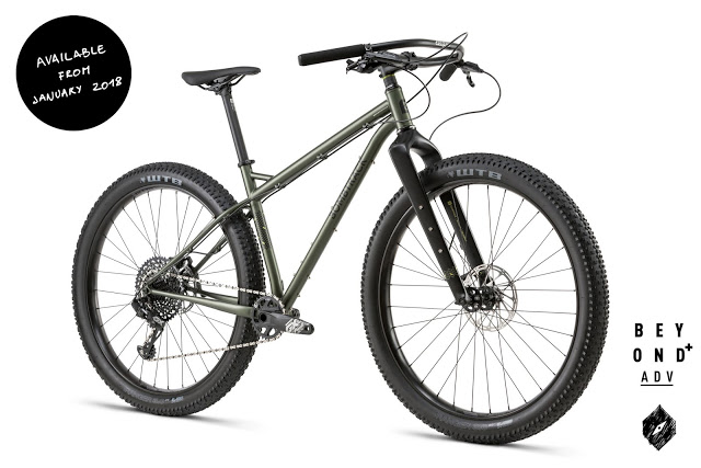 The New Beyond+ ADV Bike from Bombtrack Bicycle Company