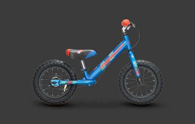 "Momsen Bikes' New 12"" Wheel Balance Bike Range"