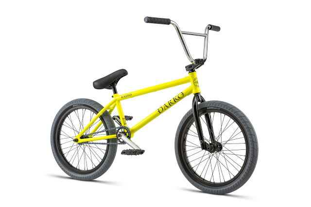 The New 2018 Darko BMX from Radio Bikes
