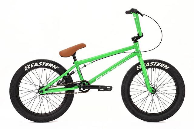 Eastern Bikes presented the New 2018 Traildigger BMX