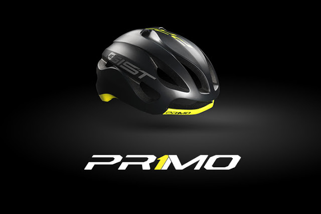 New Primo Road Helmet from Gist