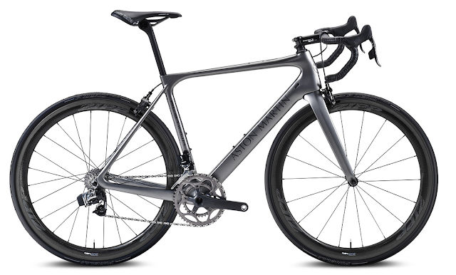 New Storck Fascenario.3 Aston Martin Edition Road Bikes