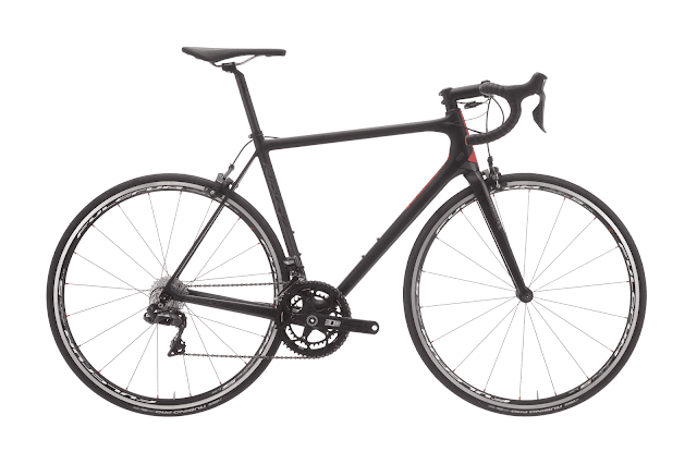 New Helium SLX Road Bike from Ridley