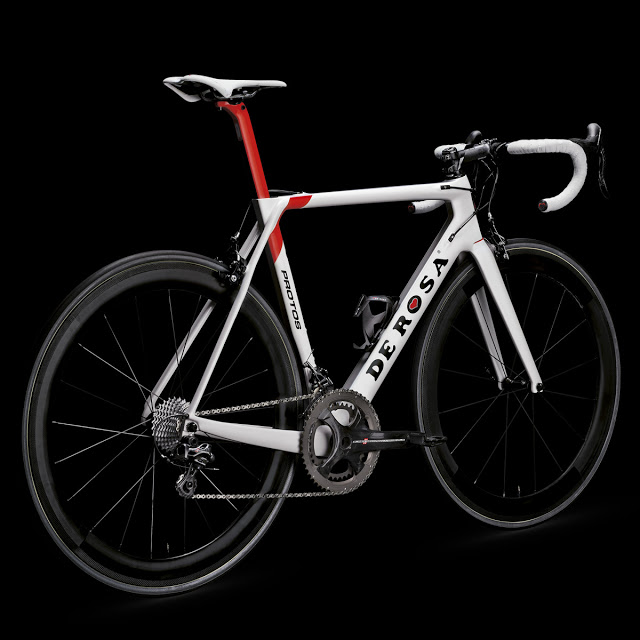 New Protos Road Bike from De Rosa