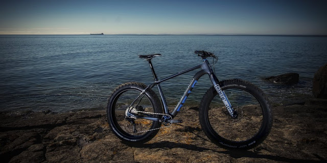 Voytek Hardtail Mountain Bike for Plus and Fat Tires by Otso Cycles